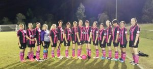 Pink Panther's Women's Team